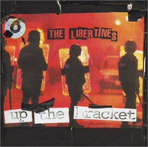 The Libertines 'Up The Bracket' LP
