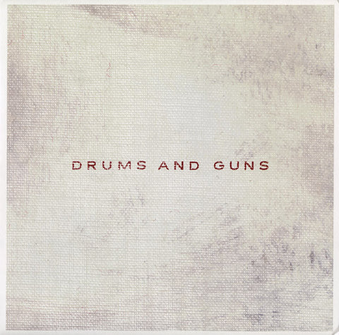 Low 'Drums and Guns' LP