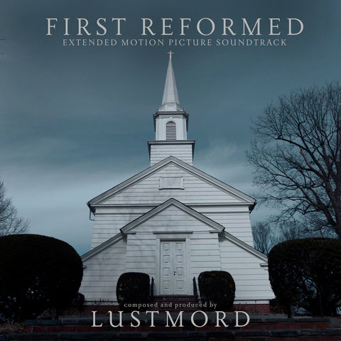 Lustmord 'First Reformed' 2xLP