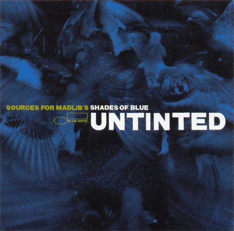 Various 'Untinted: Sources For Madlib's Shades Of Blue' 2xLP