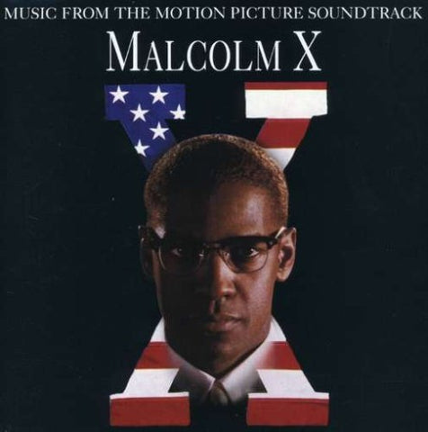 Various 'Malcolm X: Music From The Motion Picture' LP