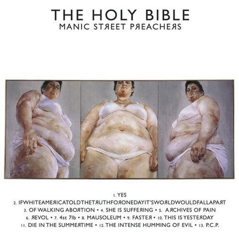Manic Street Preachers 'The Holy Bible' LP