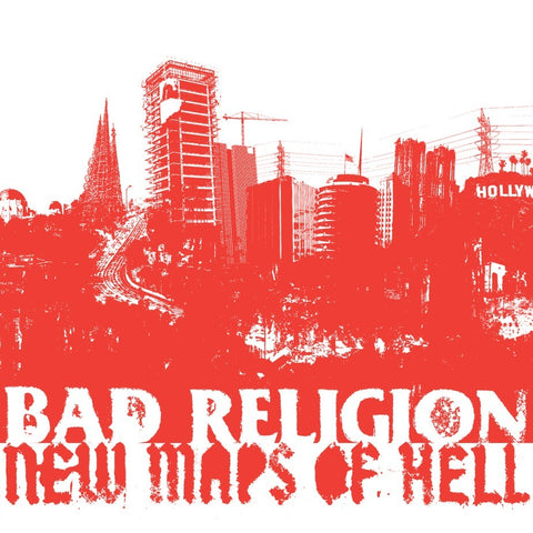 Bad Religion 'New Maps of Hell' LP