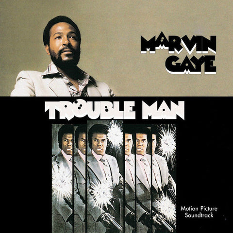 Marvin Gaye 'Trouble Man' LP