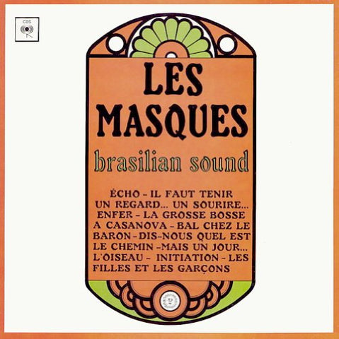 Les Masques 'Brasilian Sound' LP