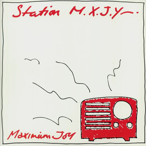 Maximum Joy 'Station M.X.J.Y' LP