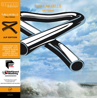Mike Oldfield 'Tubular Bells' 2xLP