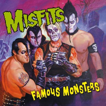 Misfits 'Famous Monsters' LP