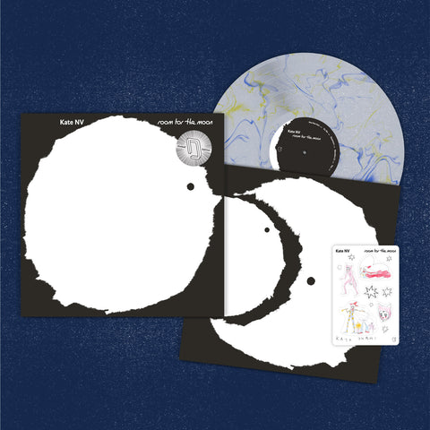 Kate NV 'Room For The Moon' LP