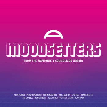 Various 'Moodsetters: From the Amphonic and Soundstage Libraries' LP