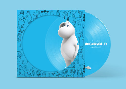 Various 'Moomin Valley' LP Picture Disc