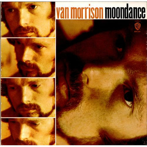 Image result for van morrison moondance images