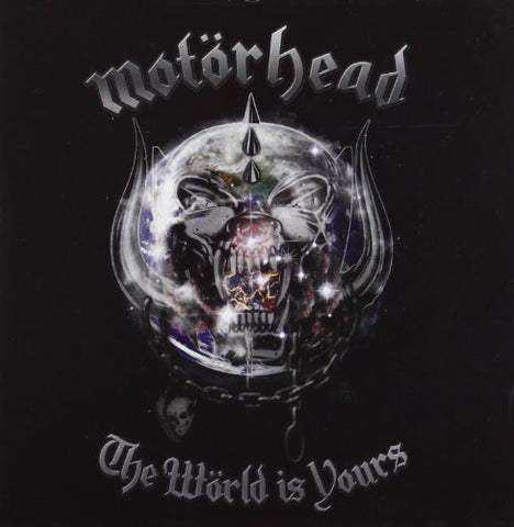 Motorhead 'The World Is Yours' LP