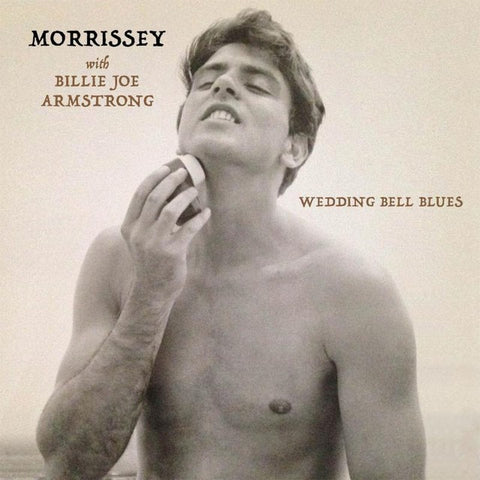 Morrissey 'Wedding Bell Blues' 7""