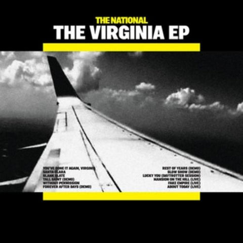 The National 'Virginia EP' LP