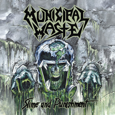 Municipal Waste 'Slime and Punishment' LP