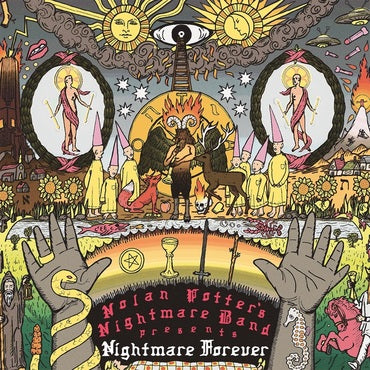 Nolan Potter's Nightmare Band 'Nightmare Forever' LP