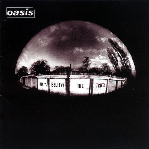 Oasis 'Don't Believe The Truth' LP