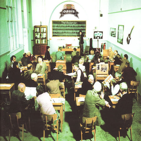 Oasis 'The Masterplan' 2xLP