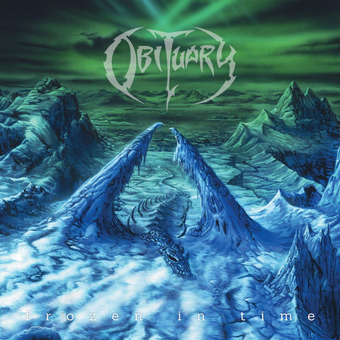 Obituary 'Frozen In Time' LP