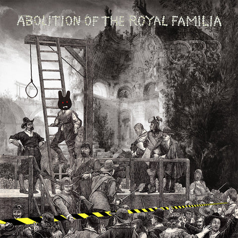 The Orb 'Abolition of The Royal Familia' 2xLP