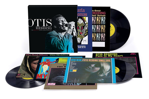 Otis Redding 'The Definitive Studio Album Collection' 7xLP Box Set