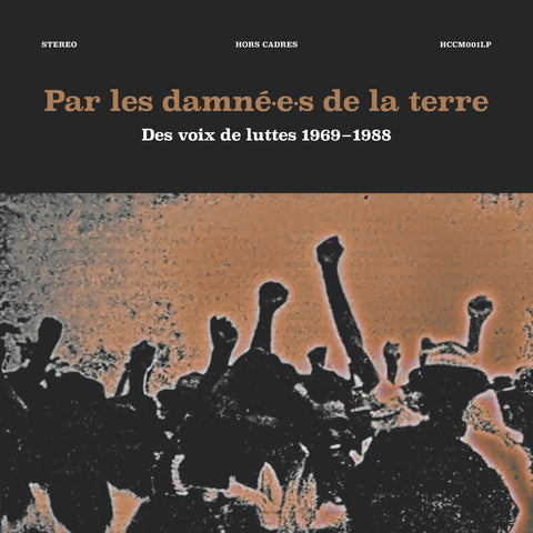 Various 'Par les damné.e.s de la terre (By the wretched of the Earth)' LP