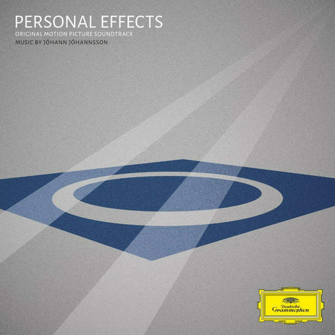 Johann Johannson 'Personal Effects' LP