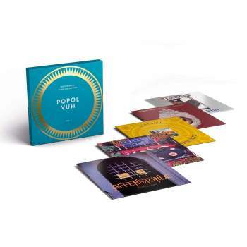 Popol Vuh 'The Essential Album Collection Vol. 1' 6xLP Box Set