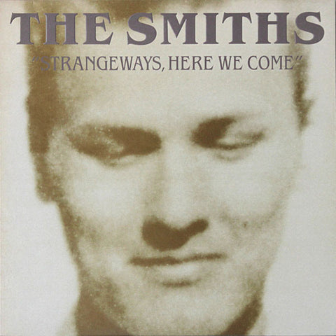 The Smiths 'Strangeways Here We Come' LP