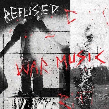 Refused 'War Music' LP