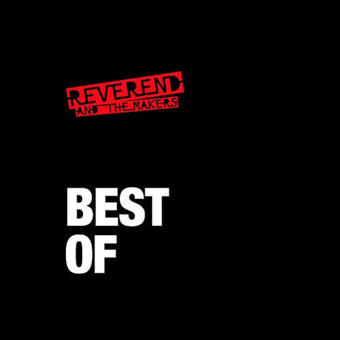 Reverend and the Makers 'The Best Of' In-store Launch