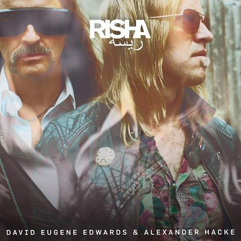 David Eugene Edwards & Alexander Hacke 'Risha' LP