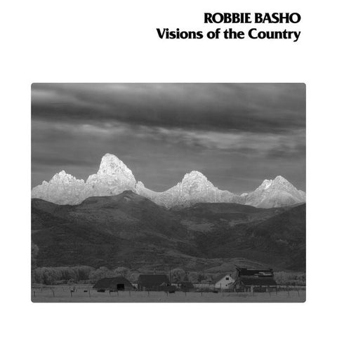 Robbie Basho 'Visions Of The Country (40th Anniversary Edition)' LP