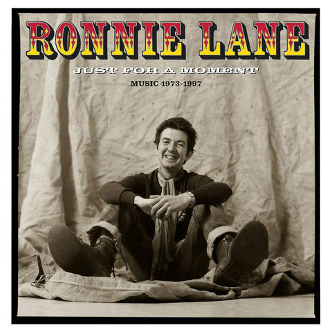 Ronnie Lane 'Just For A Moment (Music 1973-1997)' 2xLP