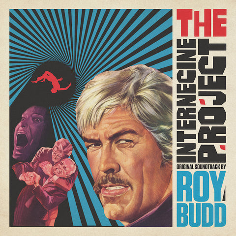 Roy Budd 'The Internecine Project' LP