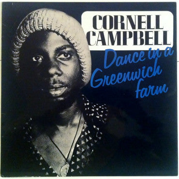 Cornell Campbell 'Dance In A Greenwich Farm' LP