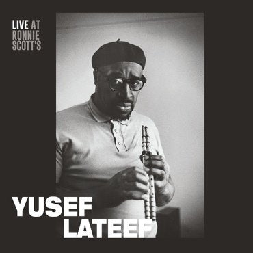 Yusef Lateef 'Live at Ronnie Scott's, 15th January 1966' LP