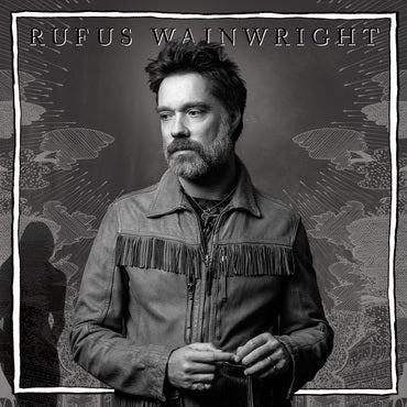 Rufus Wainwright 'Unfollow The Rules' 2xLP