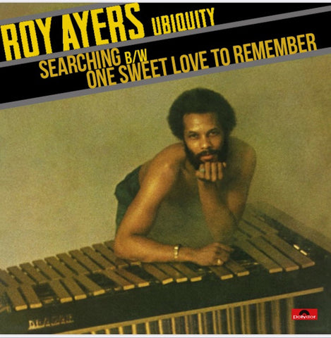 Roy Ayers Ubiquity 'Searching' 7""