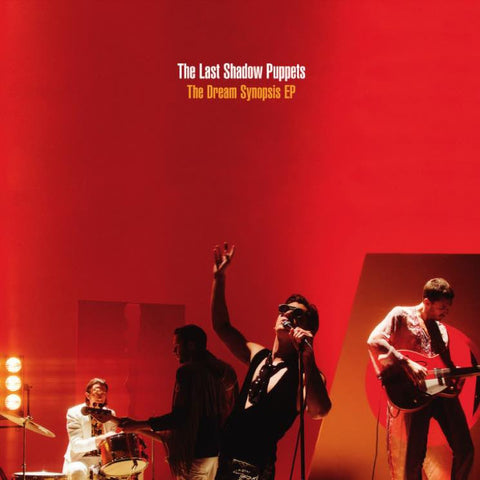"The Last Shadow Puppets 'The Dream Synopsis' 12"" EP"