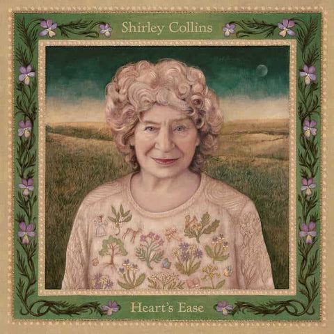 Shirley Collins 'Heart's Ease' LP