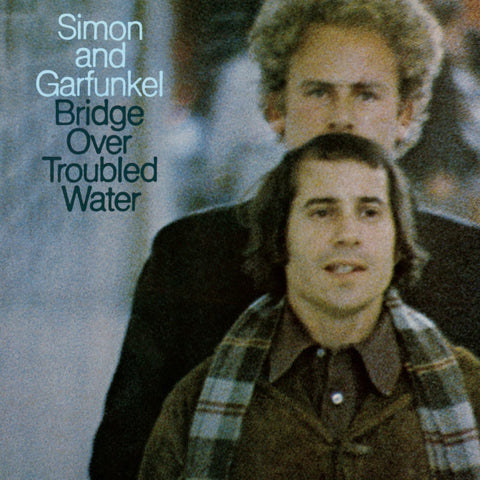 Simon and Garfunkel 'Bridge Over Troubled Water' LP