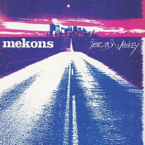 Mekons 'Fear and Whiskey' LP