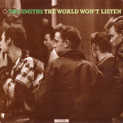 The Smiths 'The World Won't Listen' 2xLP