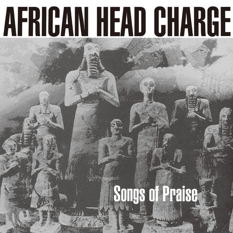 African Head Charge 'Songs of Praise' 2xLP