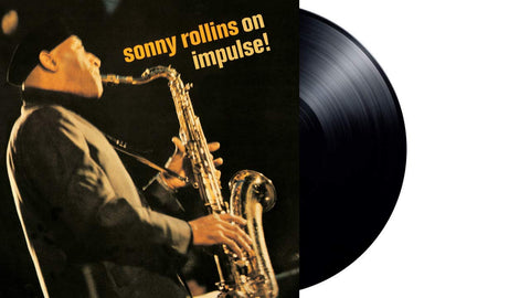Sonny Rollins 'Sonny Rollins On Impulse!' LP