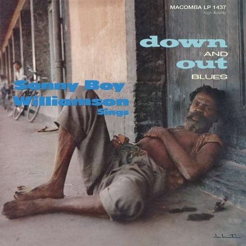 Sonny Boy Williamson 'Down and Out Blues' LP