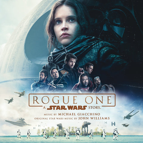 Michael Giacchino 'Rogue One: A Star Wars Story' 2xLP