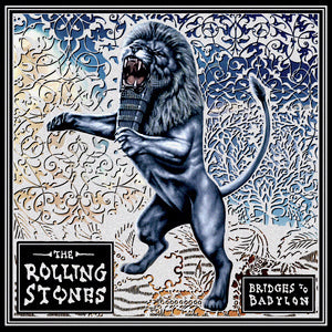The Rolling Stones 'Bridges To Babylon' 2xLP